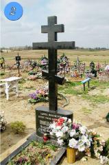 Granite cross 19