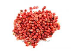 Pepper pink peas