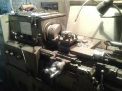 Turning and screw-cutting, turning CU 500, SU-500