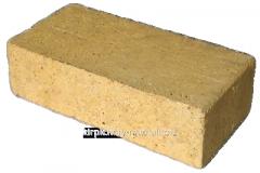 Brick fire-resistant (shamotny) ShA 5