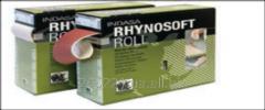 Roll on PLUS IN foam rubber