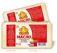 Butter of 82,5% parchmen
