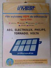 НЕРА-фильтр для пылесоса Philips, Electrolux