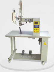 Machines for sealing of seams