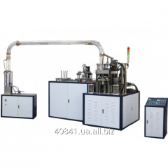 The high-speed automatic machine for production of