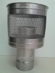 Искрогаситель для дымохода ф 150 нержавейка