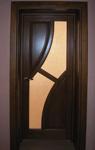 To door fire-prevention wooden, the Door
