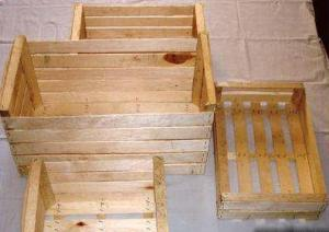 Boxes for fruit, vegetables, fishes 500*300*100