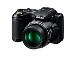 Фотоаппарат NIKON Coolpix L120 Black