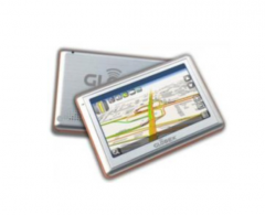 GPS-навигатор Globex GU56-DVBT
