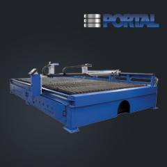Machine of gas-plasma cutting universal Portal