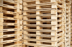 Equipment for production of the pallets Line for