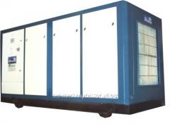 Station compressor mobile PVE-25/0,7 U1, the