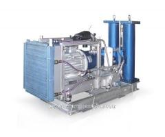Agregate compresoare-condensatoare