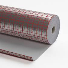 Металлизированная пленка с разметкой 100 мКр