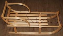 Sledge nurseries wooden