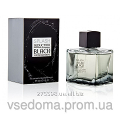 Antonio Banderas Splash Seduction in Black 100 ml.
