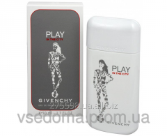 GIVENCHY PLAY IN THE CITY FOR HER edp 100 ml.