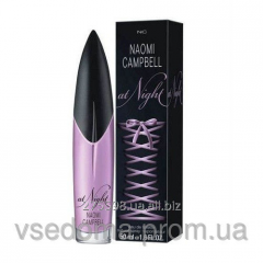 NAOMI CAMPBELL AT NIGHT edt 50 ml.
