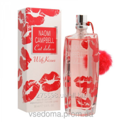 NAOMI CAMPBELL CAT DELUXE WITH KISSES edt 50 ml.