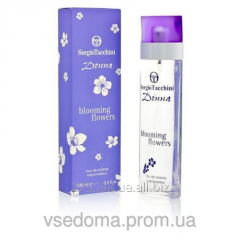 Sergio Tacchini Donna Blooming Flowers edt 100 ml.