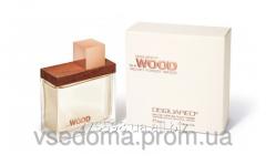 Dsquared She Wood Velvet Forest Wood edp 30 ml.