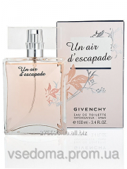 Givenchy Un Air d'Escapade edt 100 ml.