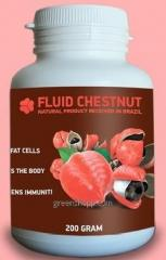 Liquid chestnut - drink for weight loss