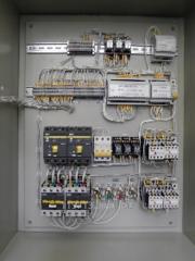 Комплект устройств системы для автоматического