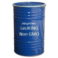 Лецитин соевый жидкий в бочках по 200 кг