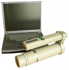 Device CP-01 radiometric spectrometer