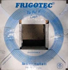 Мідна труба для кондиціонерів Frigotec (австрія)