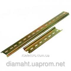 The lath a DIN lath 35 x 7,5 length is 1 m,