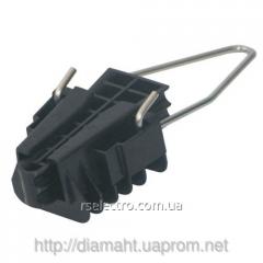 Анкерный изолированный зажим e.i.clamp.pro.la.1.s, с жесткой скобой