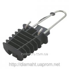 Анкерный изолированный зажим e.i.clamp.pro.la.1.s2, с жесткой скобой