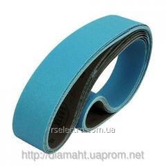 Infinite emery tape for polishing Belgorod