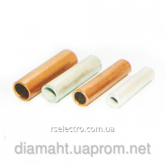 Sleeve cable connecting copper/tinned 1,5 - 1,8