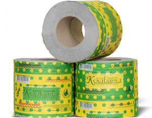 Toilet paper on sleeve European