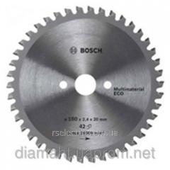Disk BOSCH 160x20/16x42 Multi ECO