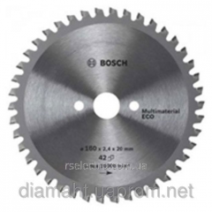 Disk BOSCH 190x20/16x54 Multi ECO