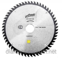 Disk Attack 200*48*30 laminate