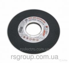 Disk for sharpening of saws 14A of 3P 175х10х32 10