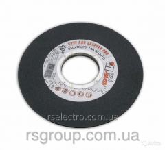 Disk for sharpening of saws 64C of 2P 250х10х76 25