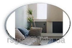Mirror with LED illumination of the LOCA series