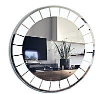 Mirror with LED illumination of the OMEGA series