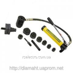 Пресс гидравлический для пробивки отверстий THD 8В (гидравлика)