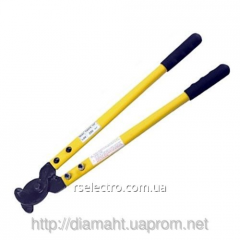 The tool for cutting of TCS 125