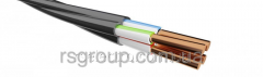 VVG cable 3 x 4 + 1 x 2.5
