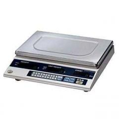 Scales electronic calculating the CS Series -