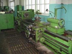 Капитальный ремонт токарного станка 1М63 (Рязань),1М63, 163 (Тбилиси), 1Д63, ДИП 300